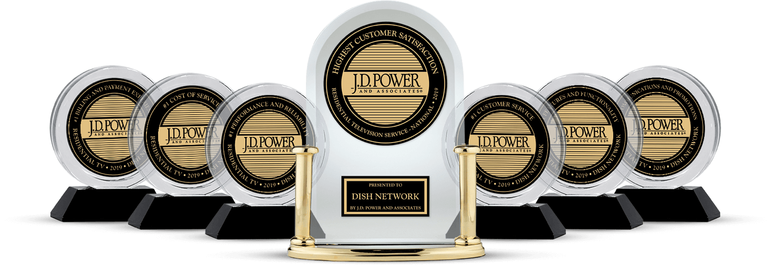 DISH Customer Satisfaction - Ranked #1 by JD Power - Point Broadband in West Point, GA - DISH Authorized Retailer