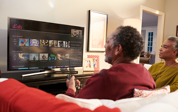 Customers 55+ Receive their first On Demand Movie Rental FREE Each Month from Point Broadband in West Point, GA