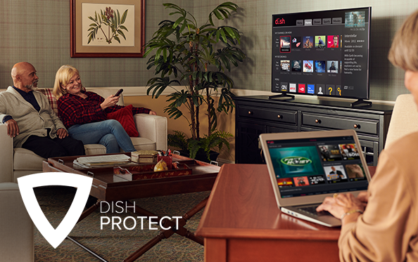 Get DISH Protect from Point Broadband in West Point, GA